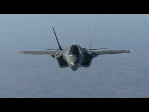 Trump says this fighter jet is too expensive