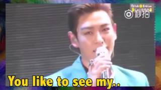 Lovelife about T.O.P for Big Bang