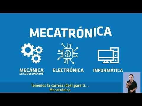 TNS en Mecatrónica - Admisión 2021 CFT Región de Valparaíso
