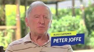 BLU52 Testimonial - Peter Joffe - BLU52 customer