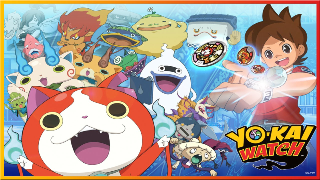 Is yo kai watch honestly a pokemon ripoff youtube - Poster pokemon a imprimer ...