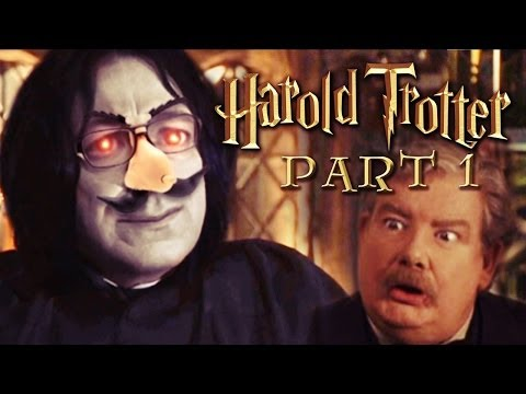 YTP: Harry Potter and the Flesh Eatin' Slug Repellent [Part One]