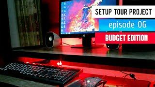 Setup Tour Project | Episode 06 | 75000 tk Budget | Setup Bangla