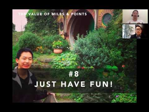 Rotary eClub of Silicon Valley Program: Travel Hacking by Mitty