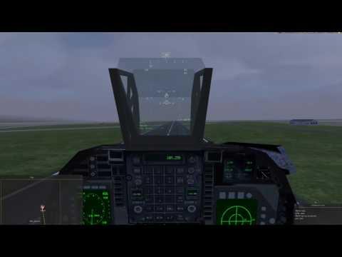 FGUK Neilson  Harrier GR9  EGOD Wales UK