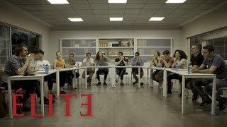 Élite | El reparto descubre quién es el asesino | Élite Netflix