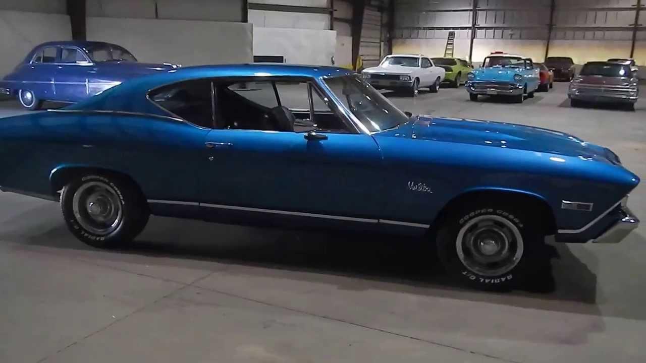 1968 Chevrolet Chevelle Malibu  YouTube