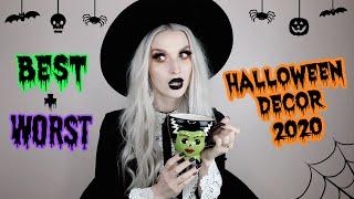 Halloween Decor: Best & Worst Of 2020