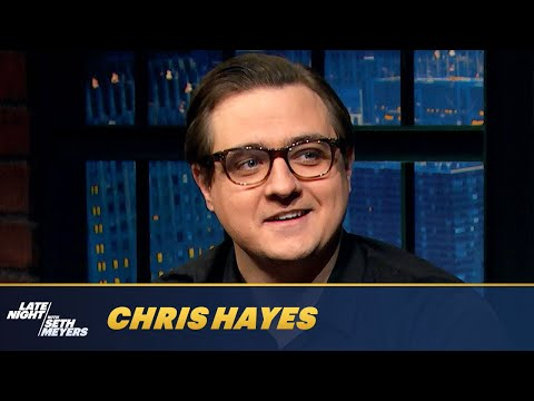 Chris Hayes Explains the Trump Presidency's Bizarre Silence Surrounding COVID-19