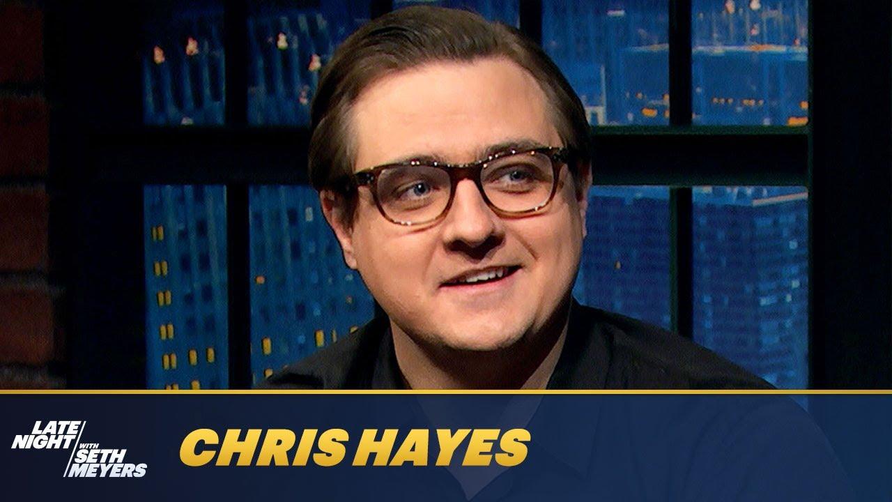 Chris Hayes Explains the Trump Presidency�s Bizarre Silence Surrounding COVID-19