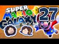 Super Mario Galaxy: Crying Bananas - PART 27 - Game Grumps