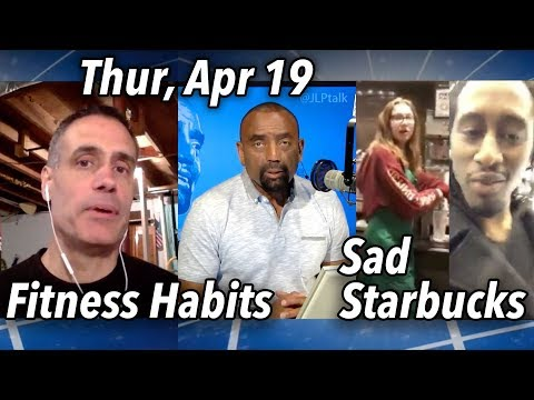 From Whom/What Do You Get Your Identity? Hotep Trolls Starbucks. Violent Stormy Daniels? Apr 19