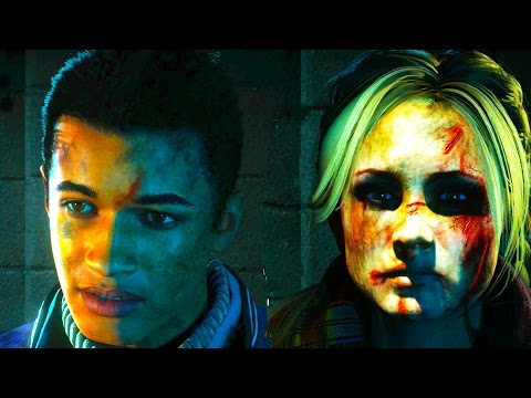 Until Dawn - Everyone Lives Ending + Secret Ending