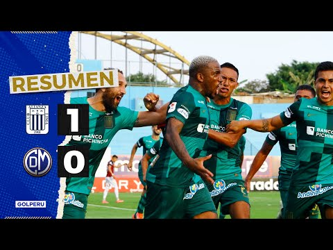 Resumen: Alianza Lima vs Deportivo Municipal (1-0) #LIGA1BETSSONXGOLPERU