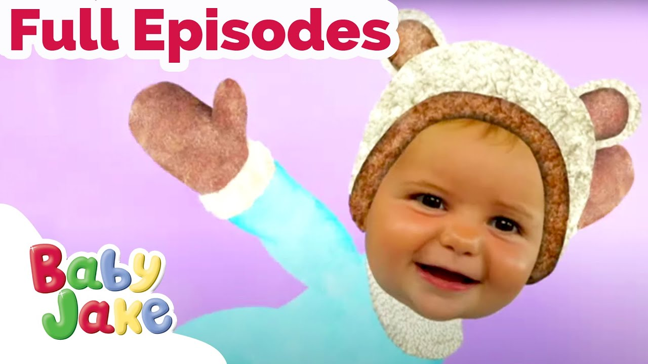 Baby Jake | Flappy Clapping | Full Episodes