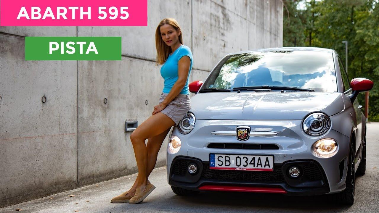 ABARTH 595 Pista - a fake Italian?