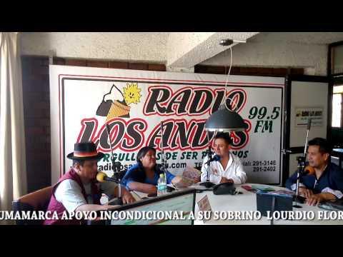 programa radial Sumaq Taky Trasmitido EN RADIO LOS ANDES