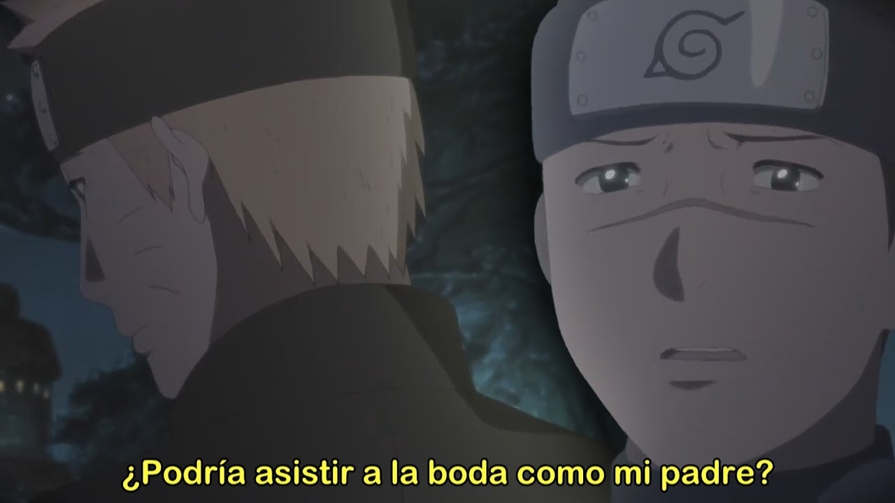 TOP 5: Momentos Conmovedores de Naruto Shippuden :')