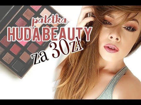 Paleta Huda Beauty za 30zł !  - Focallure z AliExpress #038