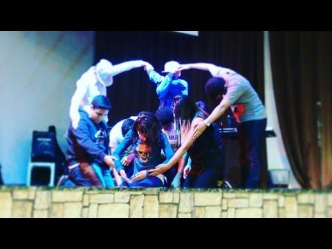 Coreografia Hoje vai resplandecer - DJ PV ft. Priscilla Alcântara (Grupo Chosen)