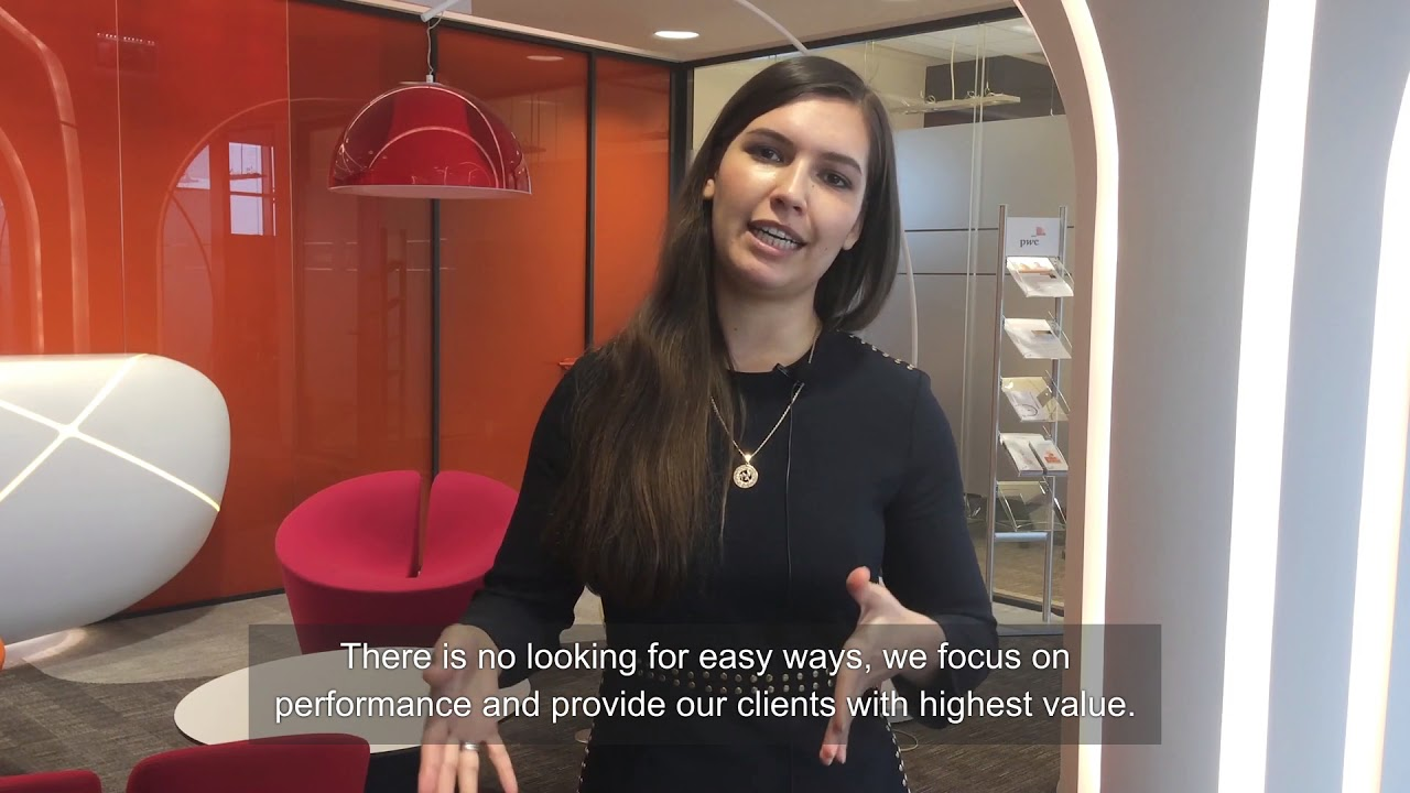 4ef0f86d Be a game changer. PwC Careers in CEE