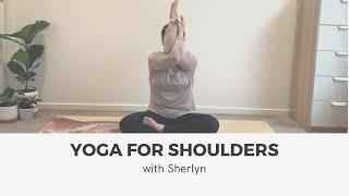 Yoga for Shoulder