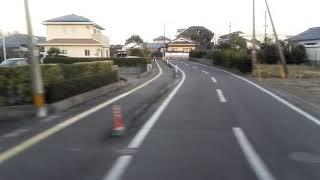 【JR九州】713系0番台JR日豊本線蓮ヶ池→日向住吉間進行方向右側車窓