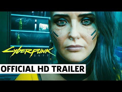 """Cyberpunk 2077 — Official """"V"""" Launch Trailer"""