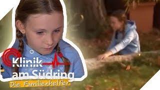 Lea (8) pinkelt nur noch im Garten: Wieso will sie nicht auf´s Klo? | Die Familienhelfer | SAT.1