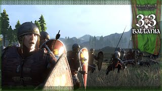 THE BLITZKRIEG AND RAZING OF VLANDIA - Mount and Blade 2 Bannerlord (Battania) Campaign Gameplay #33