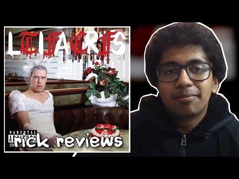 Liars - TFCF   rick reviews