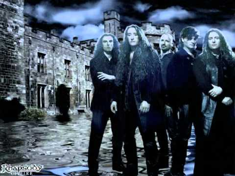 RHAPSODY OF FIRE - Lost In Cold Dreams (with lyrics)