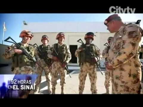 Programa especial de City Tv: 192 horas en el Sinaí