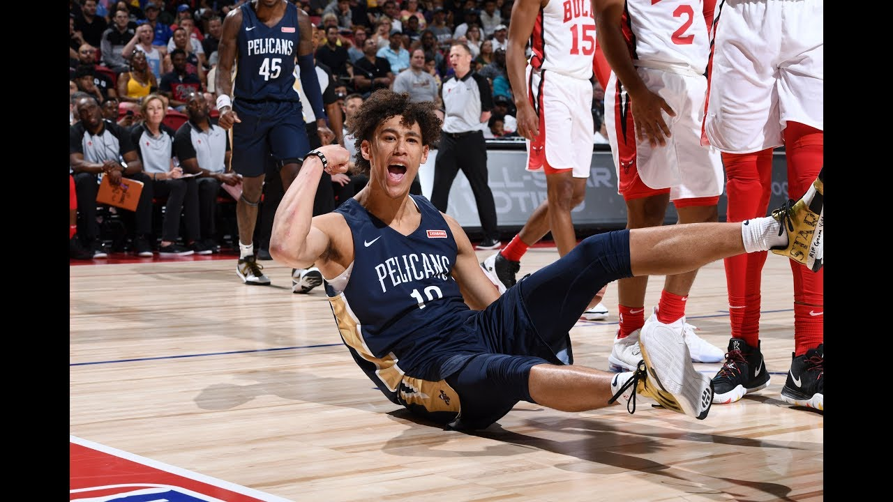 Jaxson Hayes Can Fly | Top Dunks 2019 NBA Summer League