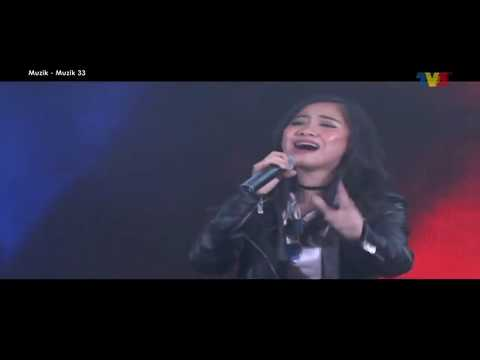 RYAN DEEDAT FT SANDRA - SALIMAH | LIVE SHOWCASE MUZIK - MUZIK 33