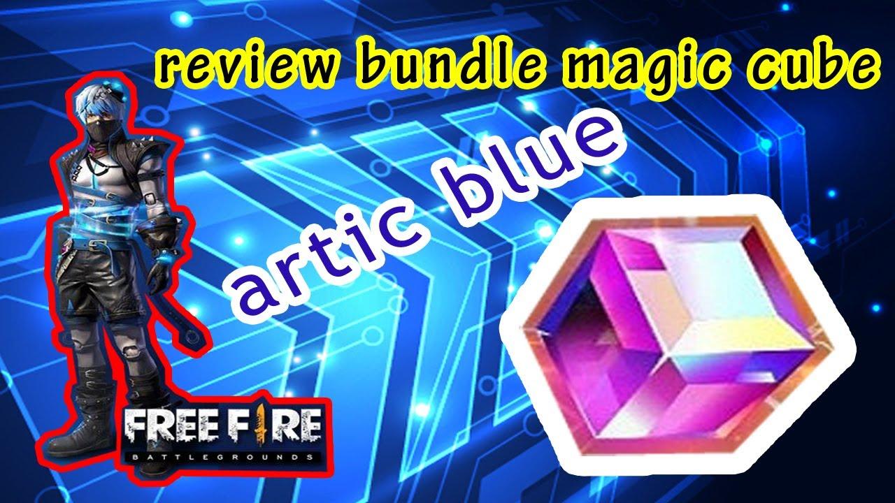 Review Bundle Magic Cube....!