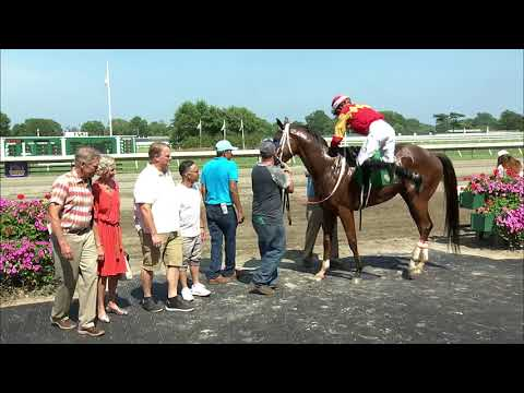 video thumbnail for MONMOUTH PARK 7-19-19 RACE 6