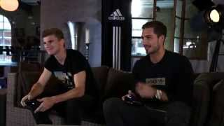 FIFA 15 adidas Showmatch: Kevin Trapp vs. Timo Werner