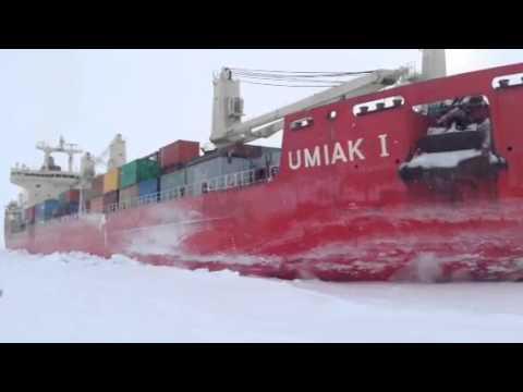 Umiak 1 Bulk Ore Carrier Ice Breaker Class Nain