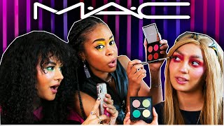 We used OVER 80 SHADES from this Makeup Collection! + Exclusive Giveaway from MAC! | NAYVA EP #60