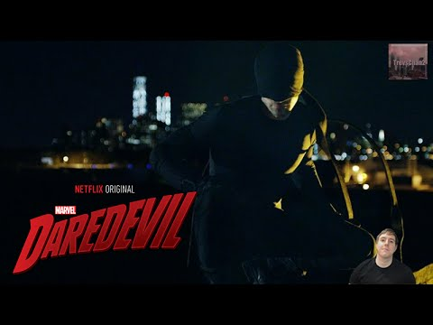 Daredevil (2015) Netflix Original TV Series Premiere - Season 1 Episode 1 'Into the Ring' Review!