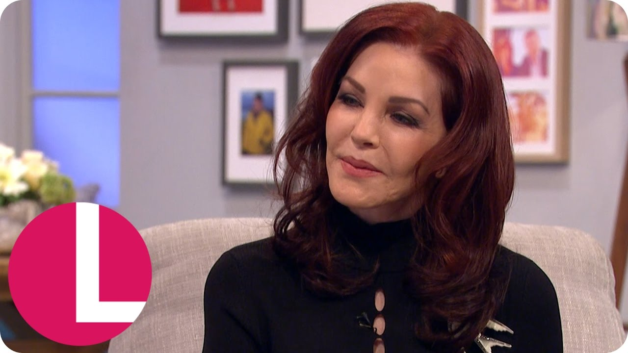 Priscilla Presley On Elvis Legacy And Being A Panto Villain Lorraine Youtube