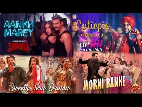 Best Wedding Dance Song  Remix  Aankh Marey  Morni Banke   Cutiepie  Sweety Tera Drama