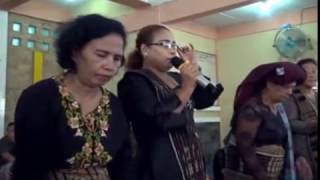 Acara Adat Dan Penguburan Ir. Simson Bangun (Part 3)