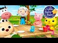 Nursery Rhyme Mp3s    Food Songs    Compilation from LittleBabyBum    Live Stream