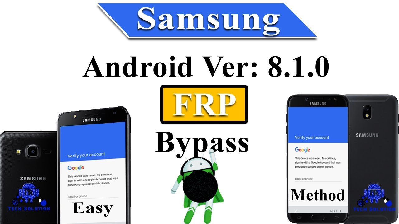 Samsung Android Ver: Oreo_8 1 0 FRP Bypass Very easy Method 2018