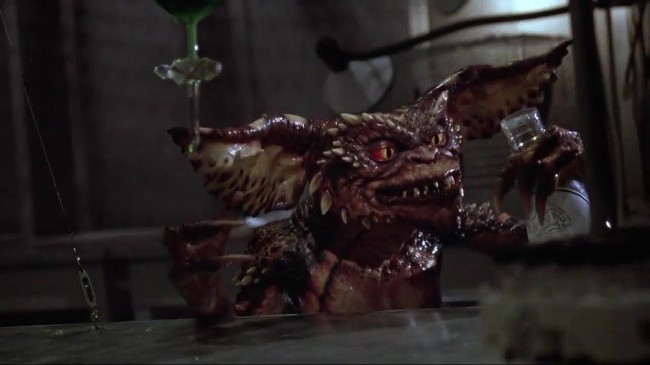 Download Gremlins 2 (1990) - Brain Gremlin Scene (HD)