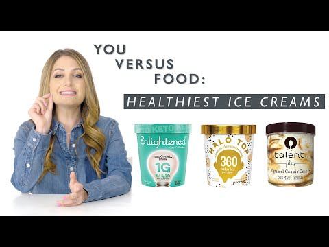 Here's the scoop on buying healthy ice cream like a registered dietitian