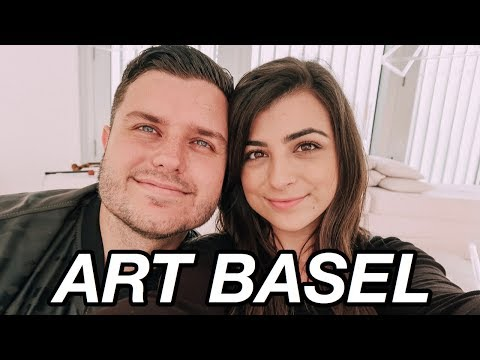 VLOGMAS 2018: Miami Art Basel with my boyfriend!