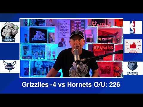 Memphis Grizzlies vs Charlotte Hornets 2/10/21 Free NBA Pick and Prediction NBA Betting Tips